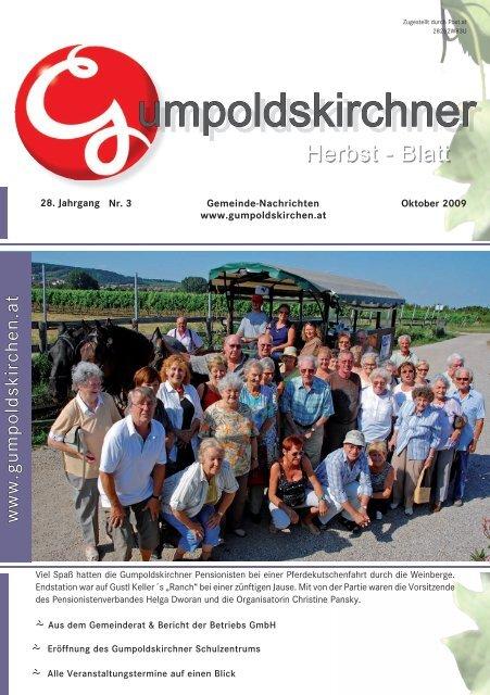 Offizielle Homepage der Marktgemeinde Gumpoldskirchen