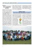 AUS DEN ABTEILUNGEN - TSG Rohrbach - Seite 6
