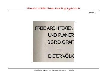 freie architekten und planer sigrid graf + dieter völk freie architekten ...