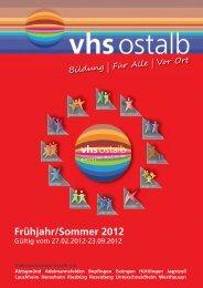 Frühjahr/Sommer 2012 - by Hirsch & Wölfl GmbH