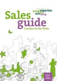 SalesGuide LGS 2014 - Stadtholding Landau