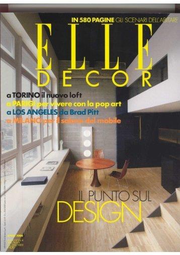 Elle Decor 04/2006