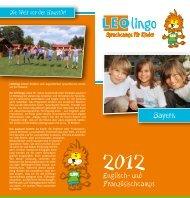 Englisch- und Französischcamps - LEOlingo Sprachcamps für Kinder