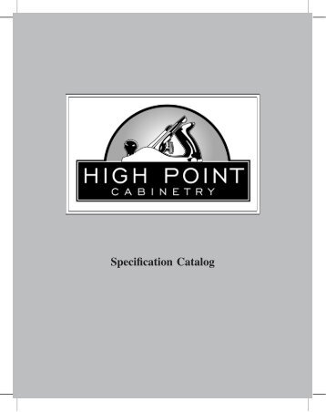 Specification Catalog - Accent Building Products