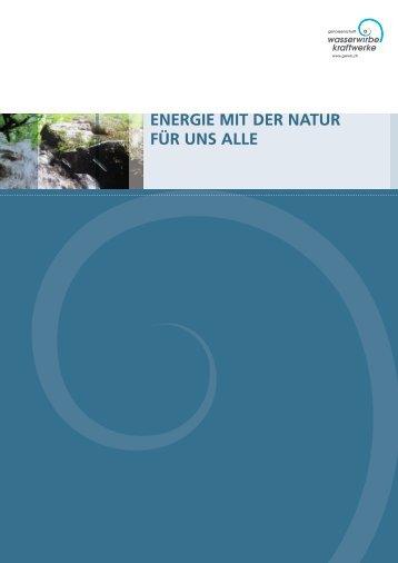 Präsentationsbrochüre Genossenschaft ... - greenzone