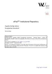 Download (1291Kb) - ePub WU - Wirtschaftsuniversität Wien