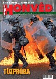 A kiadvány letöltése (mh2012_01.pdf) - Honvédelem.hu