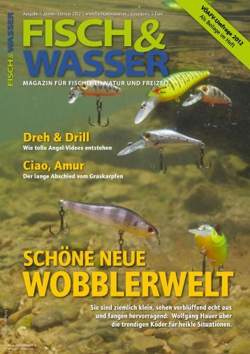 Fisch und Wasser Ausgabe 1 2012 - Verband der österreichischen ...
