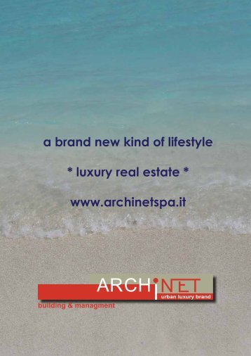 Projects - Archinet