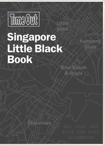 Singapore Little Black Book