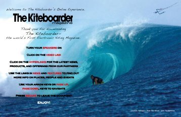 """Warning Cabarete Local"" graphics. –rr - The Kiteboarder Magazine"
