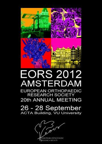 download scientific programme - EORS 2012 Amsterdam