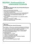 Kanal, Bach, Gruben... - Geotex GmbH - Seite 5