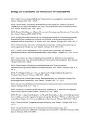 Auflistung der Bände 68 - 97 in den Beiträgen - Max-Planck-Institut ...