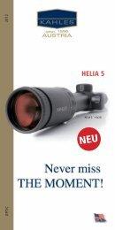 HELIA 5 - GMC Trading AG