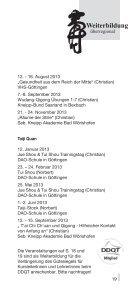 Überregional interessante Seminare - DAO Schule - Seite 3