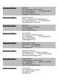 Verzeichnis der überkreislichen Staffelleiter Saison 1995/96 - Herren- - Page 2