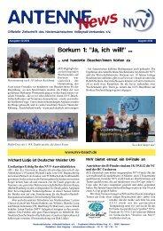 Ausgabe 13/2012 - NVV