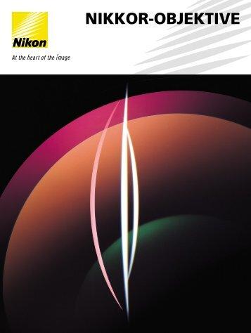 Nikkor-Objektive - Nikon