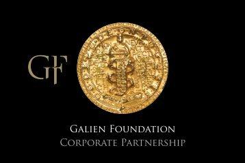 Galien Foundation Corporate Partnership - Prix Galien USA