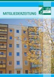 Mitgliederzeitung 4 / 2006 - pbg - Potsdamer ...