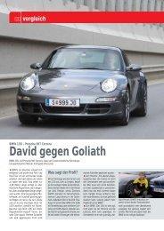 BMW 135i - Porsche 997 Carrera - AM Automagazin