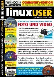 FOTO UND VIDEO - Linux User