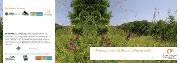 Wiesen und Weiden im Wienerwald - Biosphärenpark Wienerwald