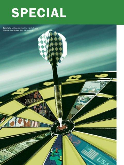 Acquisa - 02/2010: Erfolgreich ins Ausland - Research-Fellows