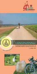 Siebener Radweg - Landkreis-Fürth