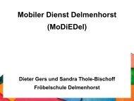 Mobiler Dienst Delmenhorst - Vorstellung der Praxis