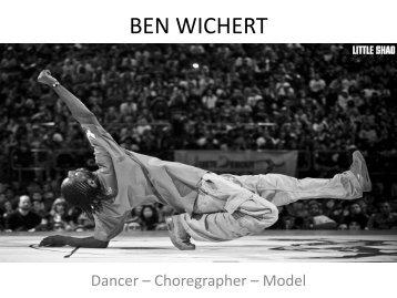 BEN WICHERT