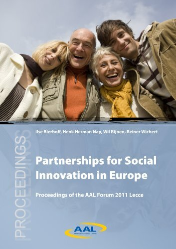 Partnerships for Social Innovation in Europe - Ambient Assisted ...