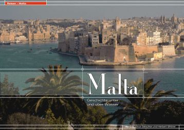 Malta: Tauchen vom Feinsten (pdf) - DiveInside