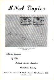 BNA Topics, Vol. 22, No. 11, December 1965