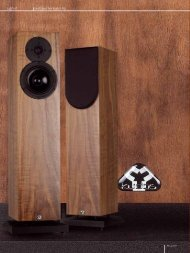54 Test Lautsprecher Kudos X2 - Kudos Audio