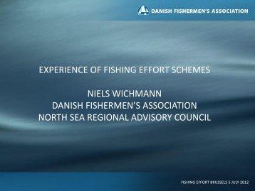 Niels Wichmann - Baltic Sea RAC