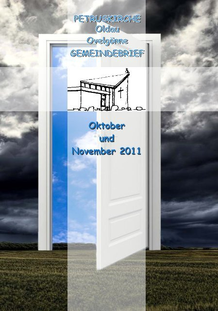 Oktober und November 2011 Oktober und November 2011