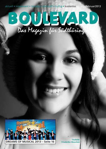 Das Magazin für Südthüringen - Börner PR Werbung & Druck GmbH