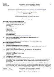 D-Sande: Dienstleistungen von Ingenieurbüros - D&K drost consult