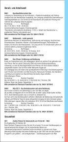 Kulturangebote in der Stadt Kappeln (pdf 0.8Mb - Volkshochschule ... - Seite 5