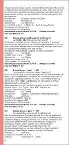 Kulturangebote in der Stadt Kappeln (pdf 0.8Mb - Volkshochschule ... - Seite 6