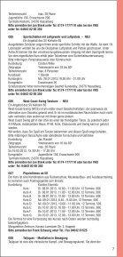 Kulturangebote in der Stadt Kappeln (pdf 0.8Mb - Volkshochschule ... - Seite 7