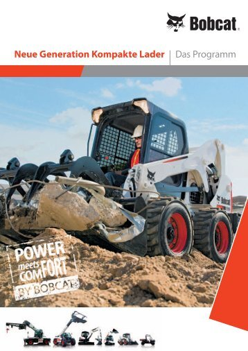 Neue Generation Kompakte Lader | Das Programm - Leiser AG
