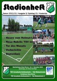Rückblick: Alle Spiele + Tore im Oktober - Neues vom ... - Fußball