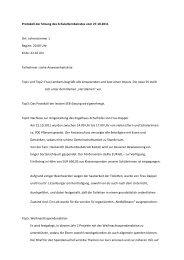 Protokoll der SEB-Sitzung vom Oktober 2012-1