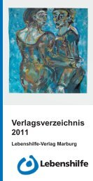 pdf - 2.4 MB - 50 Jahre Lebenshilfe - Bundesvereinigung ...