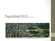 Tagesklinik 2015………