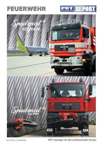 Gesamtprospekt Feuerwehr - Pomp Windentechnologie