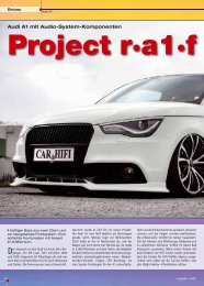 Download CarHifi 5 2011 Test-A1 - Audio System
